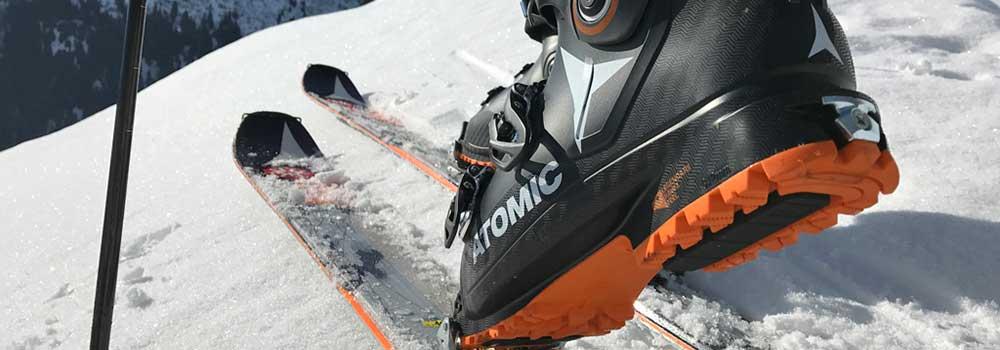 Alpine-Ski-Boots