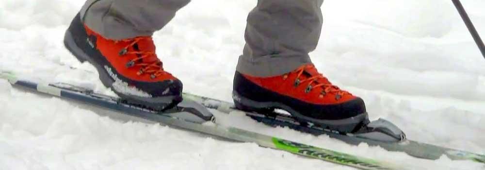 Tele-mark-Ski-Boots
